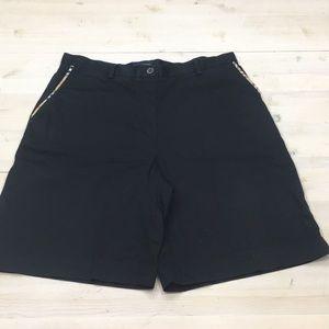 Burberry Bermuda golf shorts sz 8